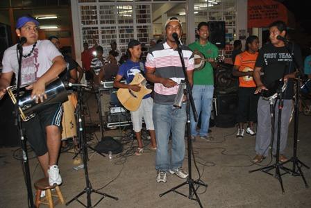 Grupo de Pagode KZA de Bamba