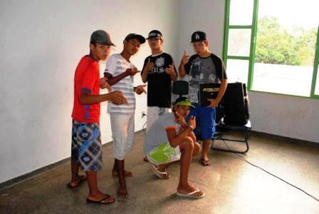 Os Correria do Rap