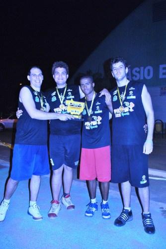 """Time """"Los Gorditos"""" campeão da LIIBRA-MT 2010"""