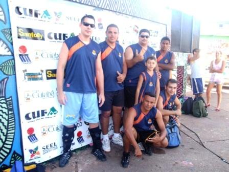 Time CPA Campeão da LIIBRA CUFA-MT 2009
