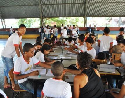 Envolvimento dos alunos nas atividades