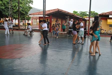 Oficina de dança em Barra do Garças