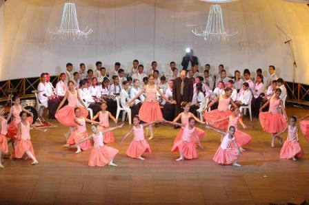 Ballet Flauta Mágica
