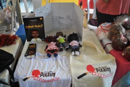 Kit Pedagógico do Projeto Pixaim nas Escolas