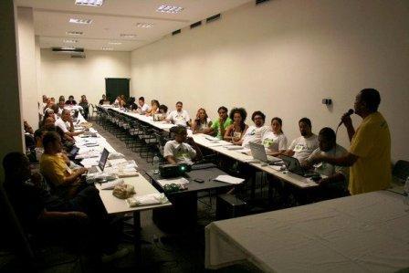 Encontro Nacional da CUFA 2008 em Brasília