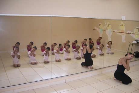 Cotidiano do Ballet Flauta Mágica