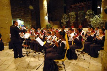 Orquestra Flauta Mágica na Europa