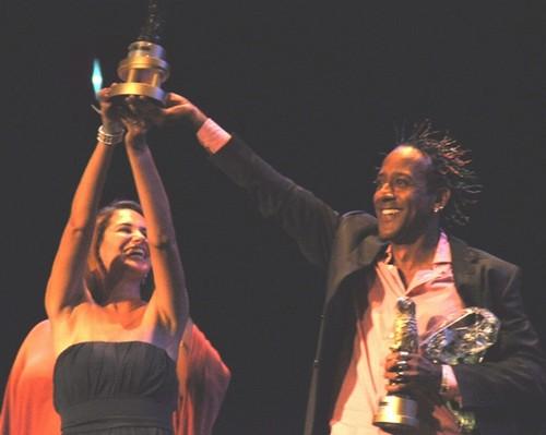 Vencedores Nacionais do Prêmio Anu da CUFA