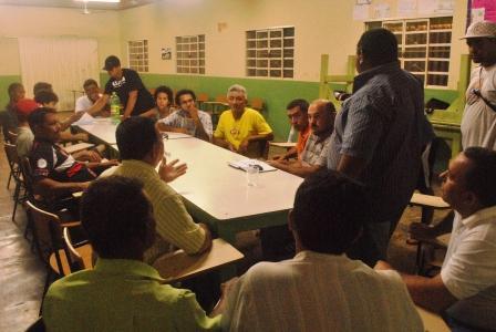 Plenária da reunião