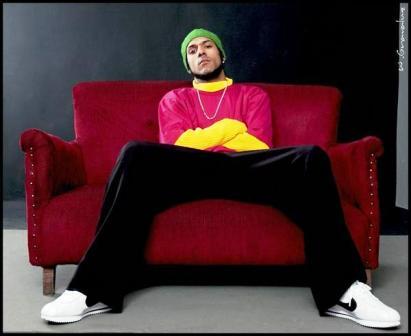 Rapper Linha Dura