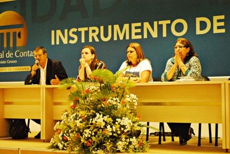 Na seguência: José Torves, Bia Barbosa, Kekka Werneck e Sônia Zaramela