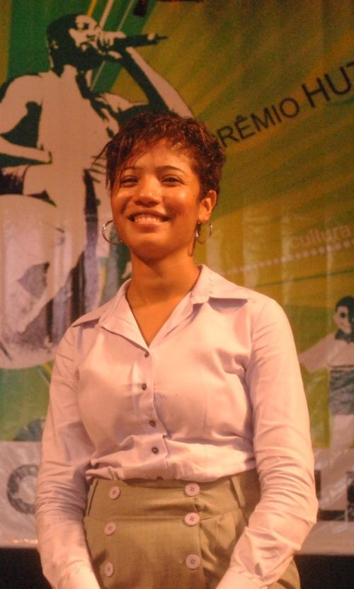 Karina Santiago, Vice-Presidente Nacional da CUFA, é uma Cuiabana de fibra